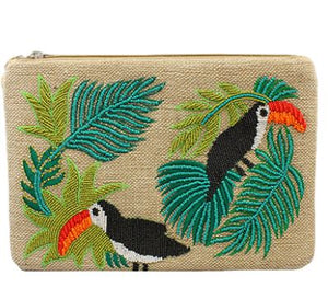 Toucans are better than one tropical clutch
