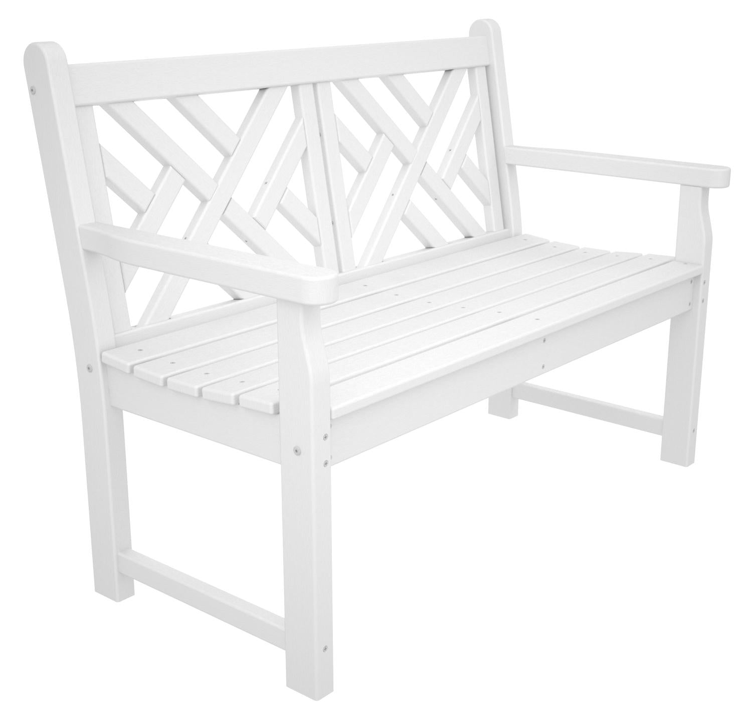 Chippendale 48'' Bench