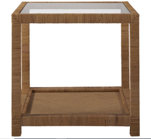 In Store Only Long Key End Table