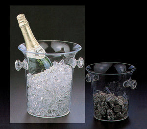 Acrylic Champagne Cooler