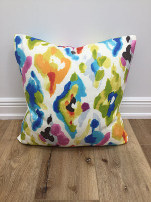 Jewelscape Tutti Frutti Accent Throw Pillow