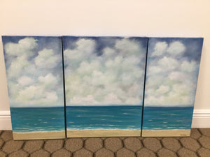 In The Clouds Triptych