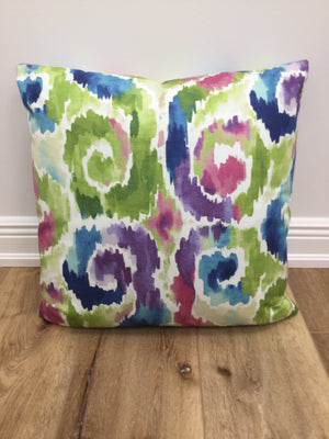 Odessa Spring Accent Throw Pillow