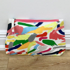 Large Abstract Travel Bag