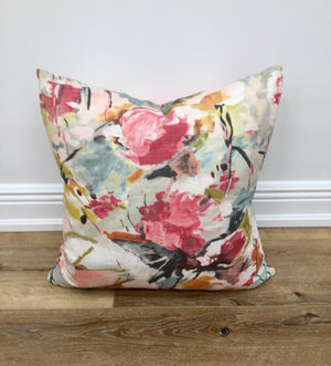 Thea Coral Accent Throw Pillow