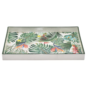 Decorative Tray 1 Palm Leaf
