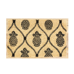 Pineapple Trellis Doormat
