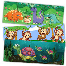 Little Animal Friends 3 Piece HeadLight Value Pack