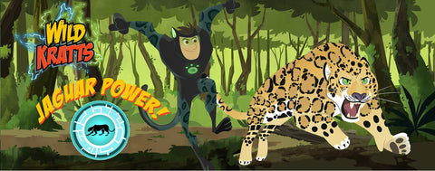 Wild Kratts- Jaguar Power