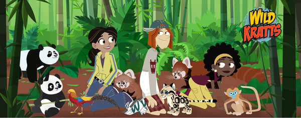 Wild Kratts-Baby Animals