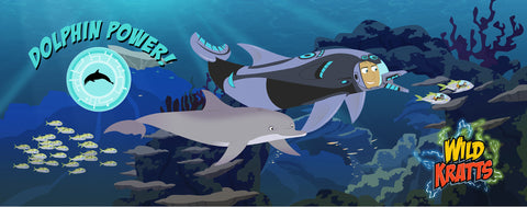 Wild Kratts-Dolphin Power