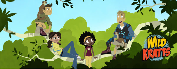 Wild Kratts- Hangin With the Kratt Brothers