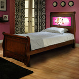 Edgewood Twin Bed Cherry
