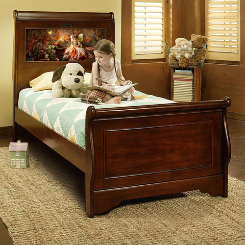 Edgewood Twin Bed (multiple options)