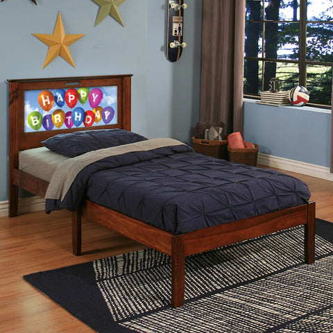 Montgomery Twin Bed (multiple options)