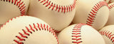 Baseballs Up Close