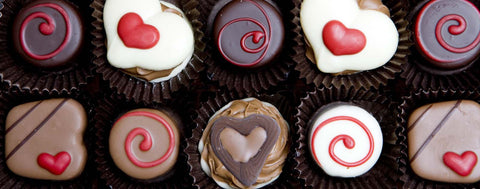 Valentine's Day-Sweetheart Chocolates