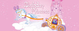 "Birthday-Fairytale Carriage In The Sky ""Birthday Princess"""