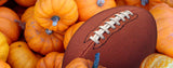 Football-Fall Football Pumpkins