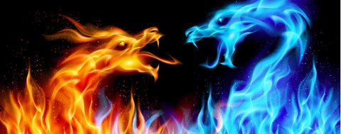 Dragons-Fiery Dragons