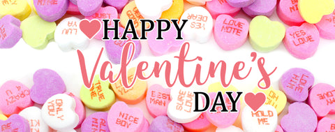 Happy Valentine's Day Candy