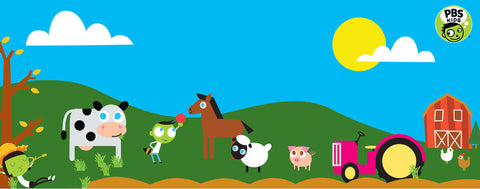 PBS KIDS-Farm