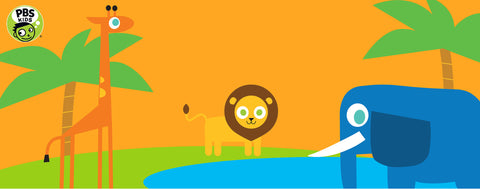 PBS KIDS-Safari