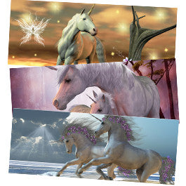 Magical Unicorns 3 Piece HeadLight image Value Pack