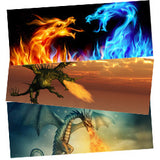 Mystical Dragon 3 Piece HeadLight Image Value Pack