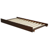 Twin Trundle Bed, 2 Color Options Available