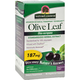 Nature's Answer Oleopein Olive Leaf Extract - 60 Vegetarian Capsules
