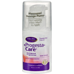 Life-flo Progesta-care Body Cream - 1 Oz