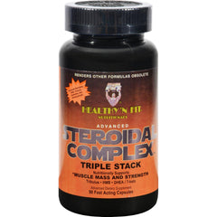 Healthy 'n Fit Advanced Steroidal Complex - 90 Caps