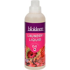 Biokleen Laundry Liquid - 32 Fl Oz
