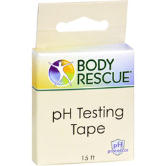 Body Rescue Ph Testing Tape - 1 Ct