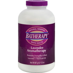 Queen Helene Batherapy Mineral Bath Salts Lavender - 2 Lbs