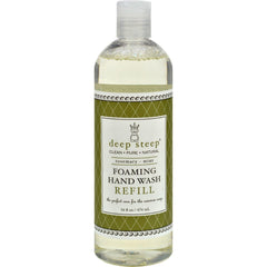Deep Steep Foaming Handwash Refill Rosemary Mint - 16 Fl Oz