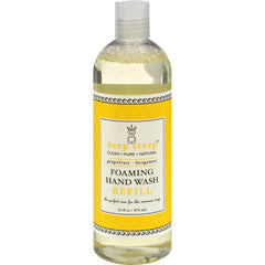 Deep Steep Foaming Handwash Refill Grapefruit Bergamot - 16 Fl Oz