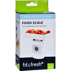 Fit And Fresh Food Scale - 1 Unit