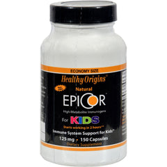 Healthy Origins Epicor For Kids - 125 Mg - 150 Capsules