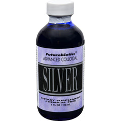 Futurebiotics Advanced Colloidal Silver - 4 Fl Oz