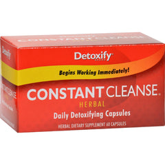 Detoxify One Source Constant Cleanse - 60 Caps