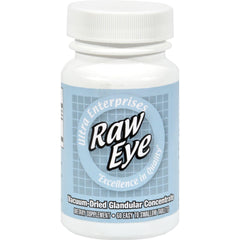 Ultra Glandulars Raw Eye - 60 Tablets