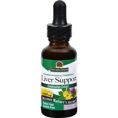 Nature's Answer Liver Support Alcohol Free - 1 Fl Oz