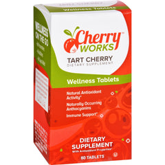 Michelle's Miracle Cherry Works Tart Cherry Dietary Supplement - 60 Tablets