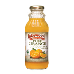 Lakewood Pure Orange - Orange - Case Of 12 - 12.5 Fl Oz.