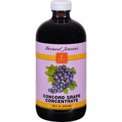 Bernard Jensen Grape Concentrate - 16 Fl Oz