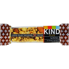 Kind Bar - Almond Walnut And Macadmia - Case Of 12 - 1.4 Oz