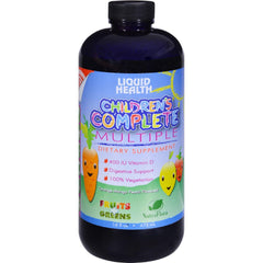 Liquid Health Children's Complete Multiple - 16 Fl Oz
