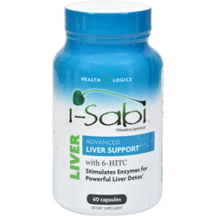 Health Logics I-sabi Advanced Liver Support - 60 Caps